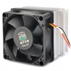 CoolerMaster A73 Professional CPU Heatsink Cooler Cooling Fan - Black + Silver