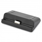 USB Charging Dock Station w/ Data / Charging Cable for Samsung Galaxy Tab P7510 / P7500 - Black