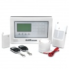 "3.0"" LCD Intelligent Auto-Dial Security Alarm System (Quad-Band)"