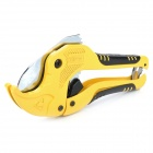 Rewin PVC Pipe Cutter - Yellow + Black