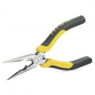 "Rewin 6"" Long Nose Pliers - Yellow + Black"
