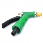 Hose Nozzle Spray Head for Water Spray Gun - Green + Black