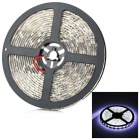 72W Soft Flexible Cuttable White 300-LED SMD Lamp Tape Strip (5M/DC 12V)
