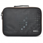"Protective Terylene Handbag for iPad & 10.2"" Laptop Notebook - Black"