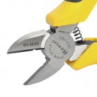 "Rewin 6"" Diagonal Cutting Pliers - Yellow + Black"