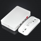 N680 Android 2.3 Thin Client Station w/ HDMI / VGA / SPK / 4 x USB - White