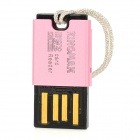 KINGMAX Aluminum TF Card Reader - Pink