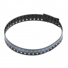 0603 White SMD LED Emitter Silicone Strip (50-Piece Pack)