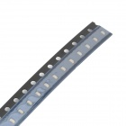 0603 8000K azulado White Light Módulo de LED SMD Silicone Strip (50 PCS)