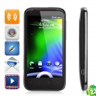 "C7500 Android 2.3 WCDMA Smart Phone w/ 4.3"" TFT Capacitive, Dual SIM, Wi-Fi and GPS - Black"