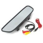 4.3&quot; Car Vehicle Rearview Mirror Monitor (DC 12V / PAL / NTSC)