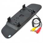 "4.3"" Car Vehicle Rearview Mirror Monitor - Black (DC 12V / PAL / NTSC)"