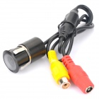 18.5mm 300KP CMOS Waterproof Wide Angle Wired Car Rearview Camera (DC 12V)