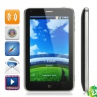 "ZOHO WG1103 Android 2.3 WCDMA TV Smart Phone w/5.0"" TFT Capacitive, Dual SIM, Wi-Fi and GPS - Blue"