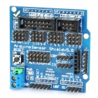 Sensor Shield V5.0 Sensor Expansion Board for Arduino (Works with Official Arduino Boards)