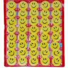 Large Smiley Face Badges/Pins (Mega 40-Pack)