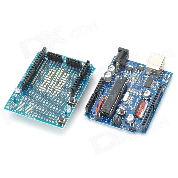 Uno starter kit for arduino works with official