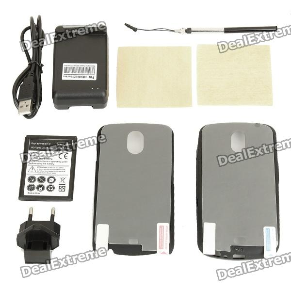 8-in-1 Protection Kit for Samsung Galaxy Nexus i9250