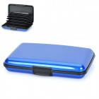 ID Card Credit Card Wallet Holder Case - Random Color (7-Layer)