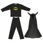 Children Cool Batman Style Costume Party Cosplay Clothes Set (Size S / for 105cm Height Child)
