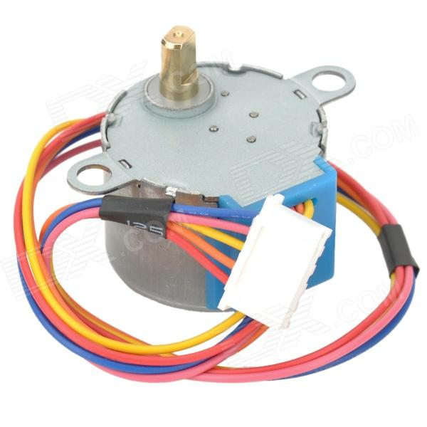 Stepper motor with uln2003 driver silver dc 5v free for How to size a stepper motor