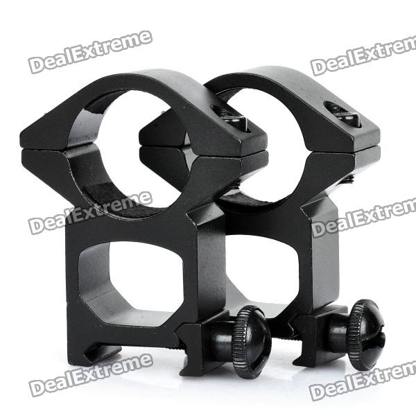 Heavy Duty Gun Mount Holder Clip Clamp for Flashlight (25mm / Pair) free shipping 10pcs lmu7142m1