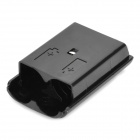 Genuine Xbox 360 Wireless Controller Battery Cover Case - Black