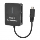 USB 2.0 Card Reader / Writer for Samsung Galaxy i9100 / i9220