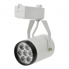 7W 3000K 7-LED 660-Lumen Warm White Track Spot Light Bulb (AC 220V)