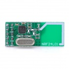 NRF24L01+ 2.4GHz Wireless Transceiver Module - Green