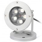 5W 5-LED Purple Light Sport Light (AC 100~240V)