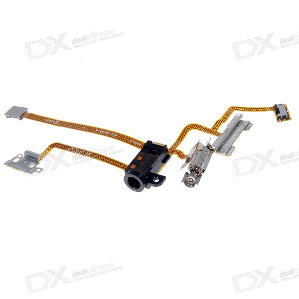 Replacement Earphone Jack Module for   Iphone от DX.com INT
