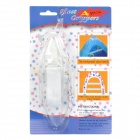 Elastic Bed Sheet Grippers / Fasteners / Clips - White (4-Pack)