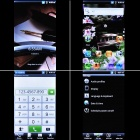 "i9220 Android 2.3 WCDMA Cellphone / 5.0"" Capacitive, GPS, Dual-SIM, TV and Wi-Fi - Black"