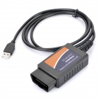 ELM327 V1.5 OBD2 OBDII CAN-BUS USB Auto Diagnostic Interface Code Scanner Reader