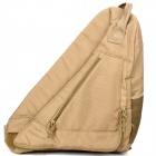 Waterproof Tactical Single Shoulder Strap Triangle Backpack - Earthy