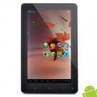 "ICOO D70W 7"" Capacitive Android 4.0 Tablet w/ Camera / WiFi / HDMI / TF - Black (1.5GHz / 8GB)"