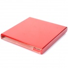 USB 2.0 12.7mm SATA Laptop Optical Drive External Case Set - Red