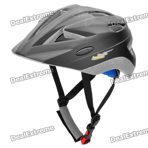 Outdoor Sports Cycling Helmet - Black