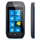 "Nokia Lumia 710 Windows Phone 7.5/Mango WCDMA Smart Phone w/ 3.7"" Capacitive, Wi-Fi and GPS - Black"