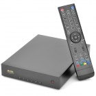 "1.5"" LED X6 Full HD 1080P Media Player w/ Remote Controller / HDMI / SD - Black"