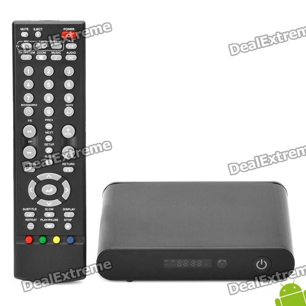 "Full HD 1080P 1.0"" LED 3D Android 2.2 Media Player"