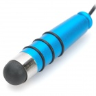 Touch Screen Stylus Pen with 3.5mm Anti-Dust Plug for Samsung Galaxy Note / i9220 + More - Blue