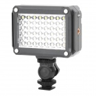 K320 320Lux Mini HD 48-LED Video Light for Camera