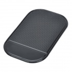 Silicone Vehicle Anti-Slip Mat - Black