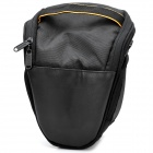 Designer's Protective Nylon Carrying Bag for Sony Camera - Black