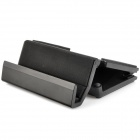 Multi-Angle Stand Mount Holder for Ipad - Black