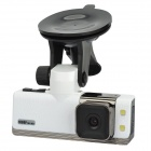 "5.0MP CMOS Wide Angle Car DVR Camcorder w/ 2-LED Night Vision / TF / HDMI / AV Out (1.5"" LCD)"
