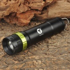 Cree XR-E Q3 150LM 3-Mode Zoom Rotating Camping White LED Flashlight (1 x 18650 / 3 x AAA)