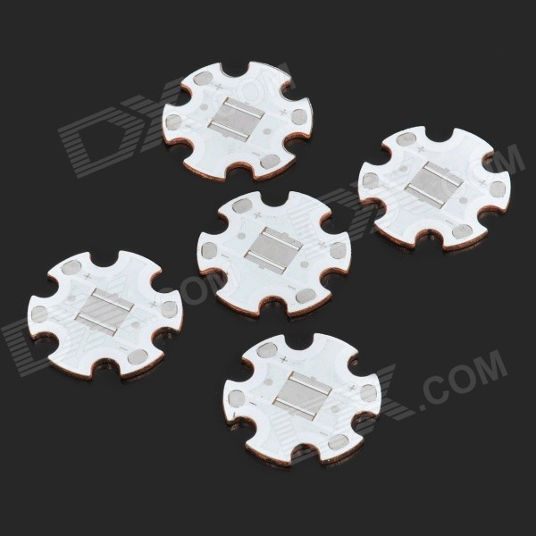 18mm Copper Base (5-Piece Pack)